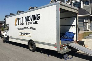 Moving Services by TLL Moving and Storage