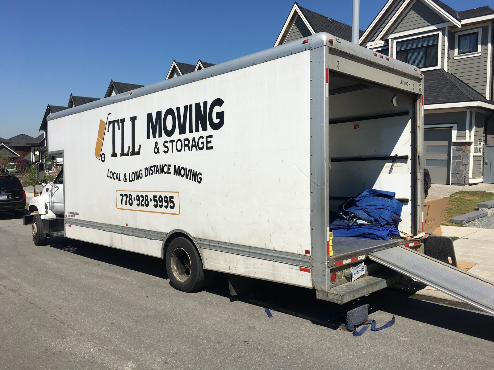 Local and Long Distance Moving Company TLL Moving and Storage